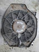 Вентилятор радиатора кондиционера. Hino Dutro, XZU-341 Двигатель S05D