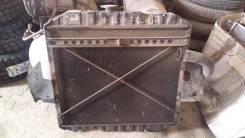 Радиатор охлаждения двигателя. Hino FD