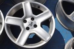 Peugeot. 6.5x17, 4x108.00, ET31, ЦО 65,0мм.