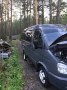 ГАЗ 3221. Продам газель пассажирскую, 2 800 куб. см., 9 мест
