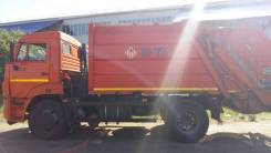 Коммаш КО-456-12. Продается мусоровоз Камаз КО-456-12, 6 700 куб. см.