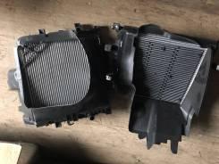 Радиатор охлаждения двигателя. Audi Q7, 4LB