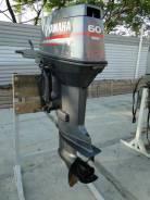 Yamaha. 60,00л.с., 2х тактный, бензин, нога L (508 мм), Год: 1998 год