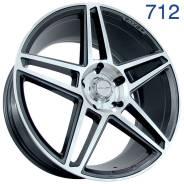 Sakura Wheels. 7.5x17, 5x114.30, ET38, ЦО 73,1мм. Под заказ