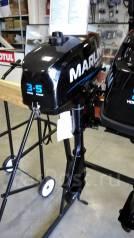 Marlin. 3,50л.с., 2-тактный, бензиновый, нога S (381 мм), Год: 2017 год