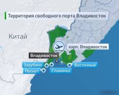 """Получение статуса Резидента """"Свободный порт Владивосток"""""""