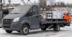 ГАЗ Газель Next. Газель Некст Автоэвакуатор, 2 700 куб. см., 1 500 кг. Под заказ