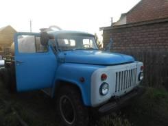 ГАЗ 53. Газ-53, 4,25куб. м.