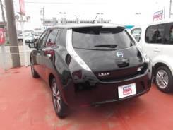 Nissan Leaf. автомат, передний, электричество, 6 000 тыс. км, б/п. Под заказ