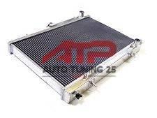Радиатор охлаждения двигателя. Nissan Skyline, BCNR33, ENR33, ECR33, HR33, ER33 Двигатель RB25DET