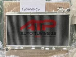 Радиатор охлаждения двигателя. Subaru Forester, SF5 Subaru Impreza WRX STI, GC8