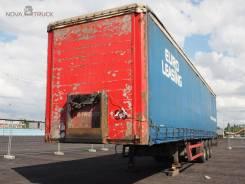 Kogel. Продается шторный полуприцеп Koegel SNCO 24, 28 300 кг.