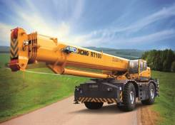 Xcmg RT100. Короткобазный кран XCMG RT100, 100 000 кг., 68 м. Под заказ