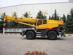 Xcmg. Короткобазный кран XCMG RT55E, 55 000 кг., 55 м. Под заказ