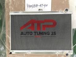 Радиатор охлаждения двигателя. Nissan Skyline, BNR32, ECR32, ER32, FR32, HCR32, HNR32, HR32, YHR32