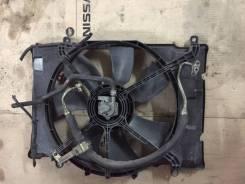Вентилятор охлаждения радиатора. Nissan Cima, GF50, GNF50 Nissan President, PGF50 Двигатели: VK45DE, VK45DD