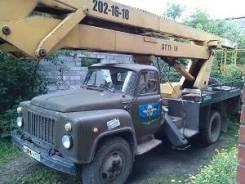 ГАЗ 53. Продается автовышка ГАЗ-53, 3 000 куб. см., 18 м.