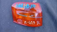 Габаритный огонь. Toyota Sprinter Carib, AE111G, AE111
