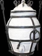 Тандыр «Сармат Донской» керамический