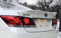 Спойлер. Toyota Crown, AWS211, GWS214, AWS210, ARS210, GRS210, GRS211, GRS214 Двигатели: 4GRFSE, 8ARFTS, 2GRFSE, 2GRFXE, 2ARFSE