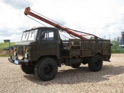 ГАЗ 66. Газ 66, 4 250 куб. см.