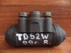 Цилиндр рабочий тормозной. Suzuki Escudo, TL52W, TA52W, TD02W, TD32W, TD62W, TA02W, TD52W, TX92W