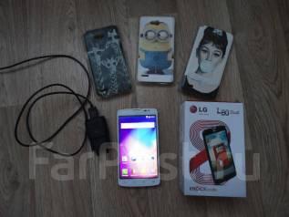 LG L80 D380. Б/у