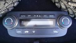 Блок управления климат-контролем. Honda CR-V, RE7, RE5, RE3, RE4 Двигатели: K24Z4, K24A, R20A2