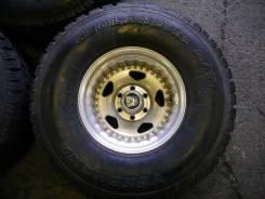 Centerline Wheels. 8.0x15, 6x139.70, ET-20, ЦО 110,0мм.