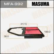 Фильтр воздушный. Honda FR-V Honda Edix, BE2, BE1 Honda Stream, RN2, RN1 Honda Civic, EU4, EU3, EU1, EU2 Двигатели: D17A2, K20A9, N22A1, R18A1, D17A...