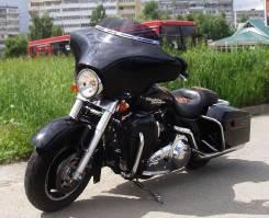 Harley-Davidson Street Glide FLHX. 1 600 куб. см., исправен, птс, с пробегом