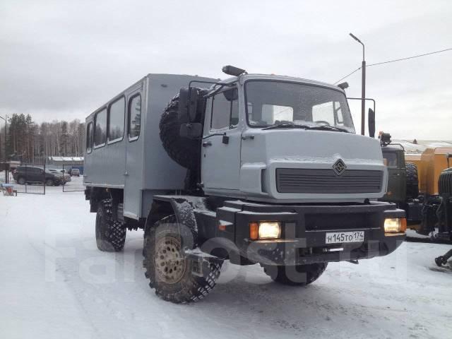 "Урал. Вахта 432065 ""Мопс"", 11 150 куб. см., 22 места"