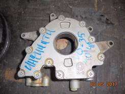 Насос масляный. Infiniti: QX60, M45, FX45, M35, JX35, FX35 Двигатель VQ35DE