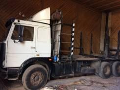 МАЗ 6303. Продаю сортиментовоз, 14 860 куб. см., 26 700 кг.