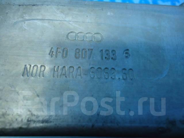 Кронштейн крепления бампера. Audi A6 allroad quattro, 4FH Audi RS6, 4F2, 4F5 Audi S6, 4F2, 4F5 Audi A6, 4F2, 4F2/C6, 4F5, 4F5/C6 Двигатели: ASB, AUK...