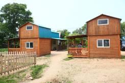 База отдыха, йога центр, частный детский лагерь оз. Ханка