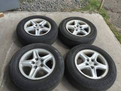 "Диски и резина с Toyota Harrier R16. x16"" 5x114.30"