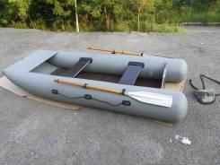 Фрегат. длина 2,70м., двигатель подвесной
