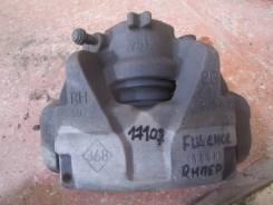 Суппорт тормозной. Renault Fluence, L30R, L30T Двигатели: K4M, M4R