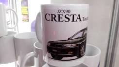 Кружка Toyota Cresta 90 отправка по стране