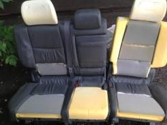 Сиденье. Toyota Land Cruiser Prado, LJ120, KDJ120, KZJ120, TRJ120W, RZJ120W, GRJ120W, RZJ120, VZJ120W, GRJ120, VZJ120, TRJ120, KDJ120W Двигатели: 1KDF...