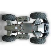 Защита днища, рычагов и подножек ATV 300B Stels