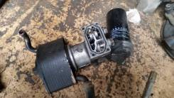Радиатор масляный. Isuzu Bighorn, UBS69DW, UBS69GW Двигатель 4JG2