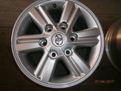 Toyota. x15, 6x139.70