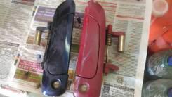 Ручка двери внешняя. Honda Fit, GD3, GD4, GD1, GD2