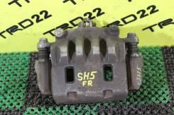 Суппорт тормозной. Subaru Exiga, YA5, YA4 Subaru Legacy, BMM, BRM, BM9, BL5, BR9, BP5 Subaru Forester, SJ5, SHJ, SG5, SH5 Subaru Impreza, GP7, GDD, GG...