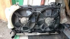 Вентилятор охлаждения радиатора. Subaru Forester, SG5, SG9, SG, SG69, SG9L