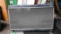 Радиатор охлаждения двигателя. Subaru Forester, SG5, SG Двигатели: EJ203, EJ202, EJ205, EJ204, EJ201, EJ20