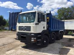 MAN TGA 41.480 8x4 BB-WW. MAN TGA 41.480 8X4 BB-WW - 2008, 13 000 куб. см., 30 000 кг.