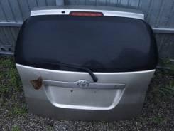 Багажный отсек. Toyota Corolla